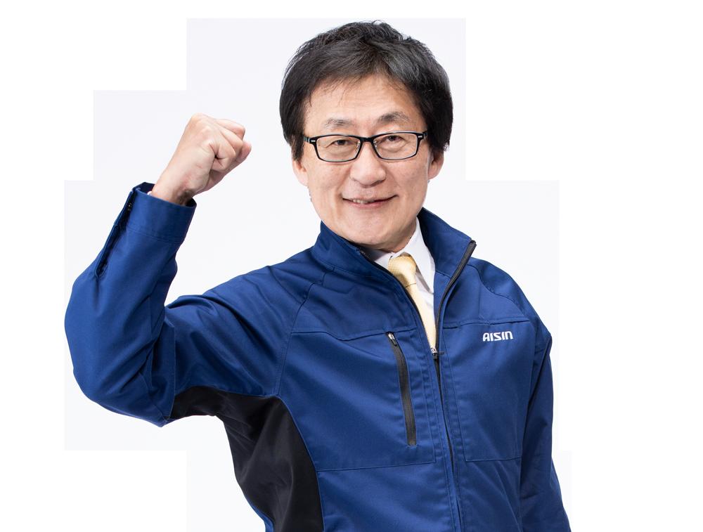 President Moritaka Yoshida