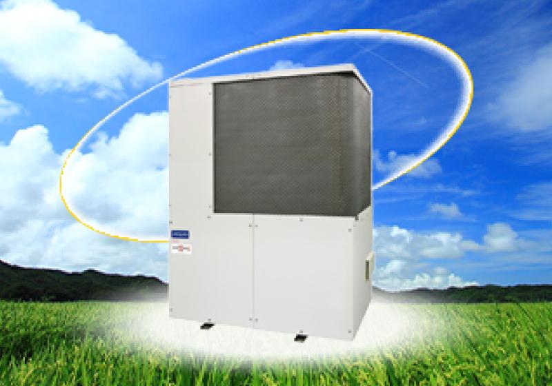 Gas Heat Pump Air-conditioner(GHP)