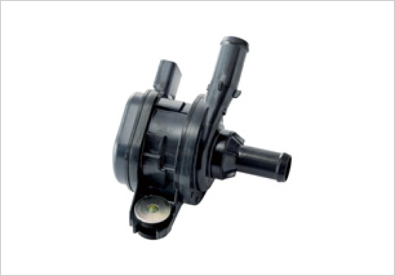 Electric water pump for inverter cooling