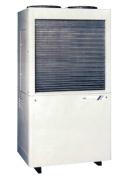Gas engine driven heat-pump air conditioner