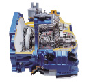 Medium torque capacity FWD 6-speed AT (world's first)