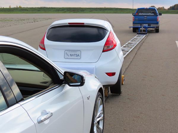 Evaluation of automated braking