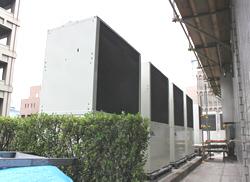 E1シリーズ設置事例(ビル・事務所)        海運ビル 様
